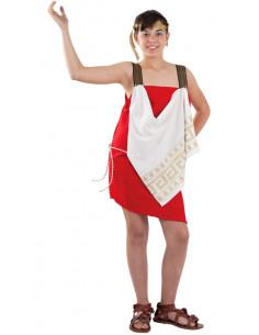 Disfraz griega infantil  Tallas-6 años