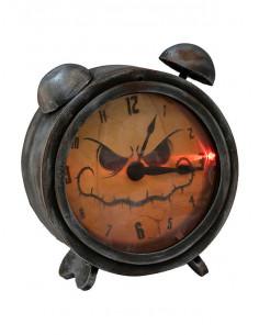 Despertador Halloween con luz y sonido