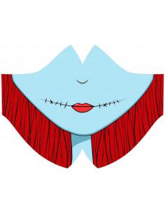 Mascarilla muñeca de trapo Sally