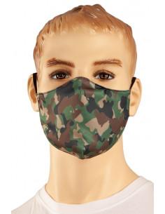 Mascarilla militar