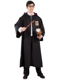 Disfraz de Mago Harry para adulto