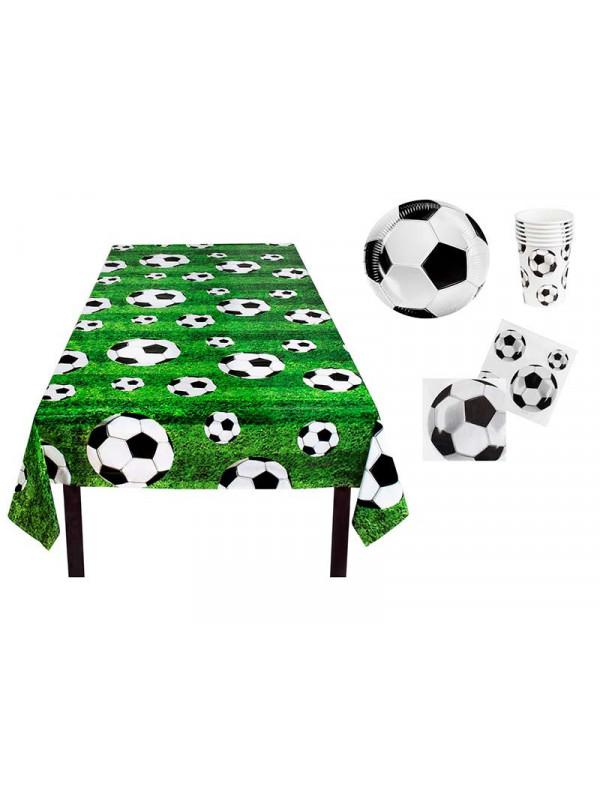 Decoración fútbol fiesta temática