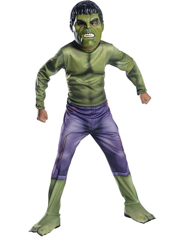 Disfraz Hulk Classic niño La Era de Ultrón