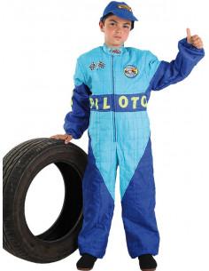 Disfraz de piloto fórmula 1