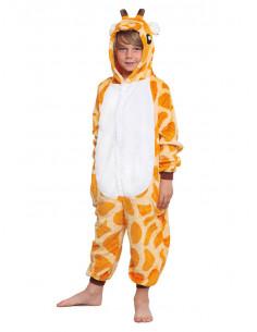 Disfraz jirafa Kigurumi infantil