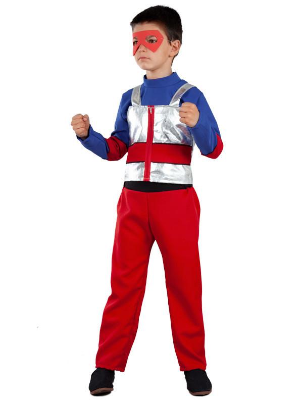 Disfraz de Henry Danger para niño lateral