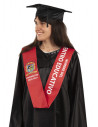 Beca de graduación personalizada