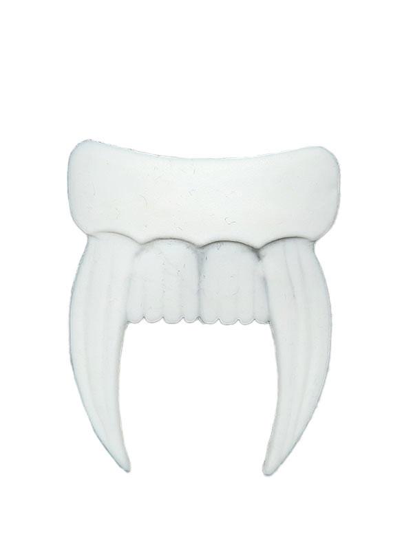 Dentadura vampiro sencilla