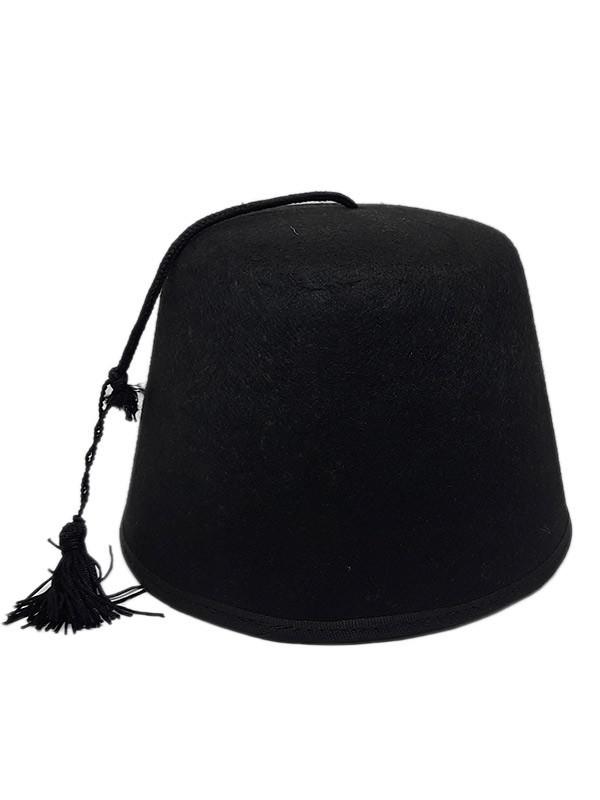 Gorro de moro negro