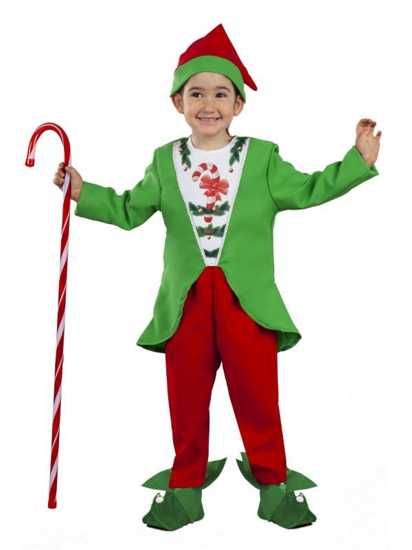 Disfraz elfo bebé