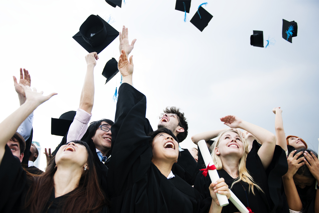 5 cosas que necesitas en tu graduación