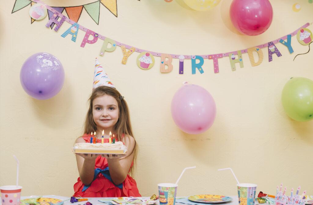 Decoración de fiestas de cumpleaños