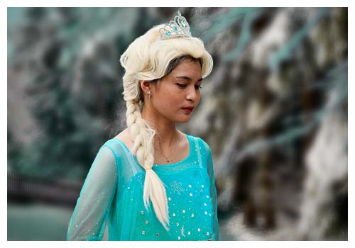 Disfraces de frozen