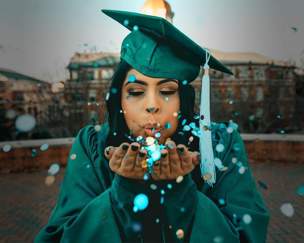 Accesorios para graduaciones