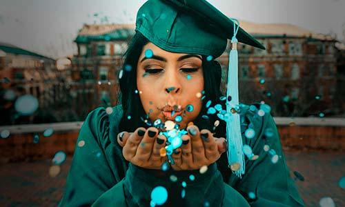 Accesorios para Graduación
