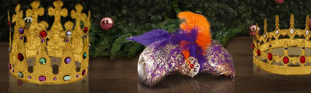 Disfraces Reyes Magos