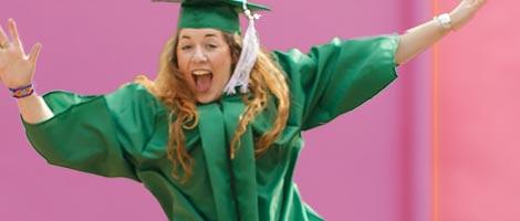 Accesorios de graduación para adulto