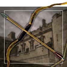 Arcos y flechas disfraz