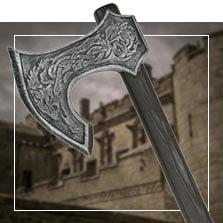 Hachas medievales