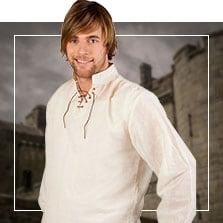 Camisas medievales