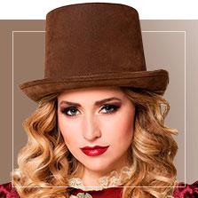 Sombreros para disfrazarse