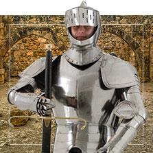 Accesorios medievales