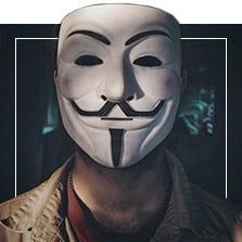 máscaras de Películas