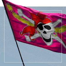 Banderas para decorar