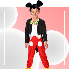 Disfraces de mickey Mouse