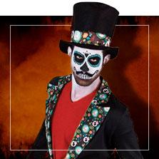 Disfraces De Halloween 2018 Originales Y Terrorificos Bacanal - Disfraz-de-halloween-para-hombre