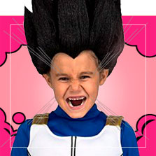 Disfraces de Dragon Ball