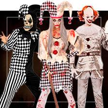 Disfraces en Grupo de halloween